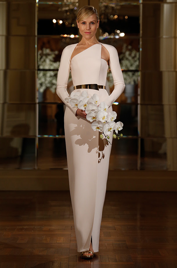 RK5401A | Romona Keveza Luxe Bridal Spring 2015
