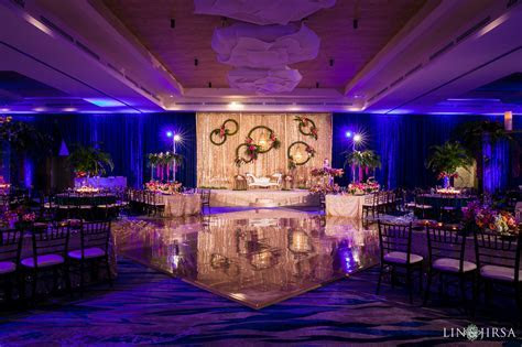 Pasea Hotel Huntington Beach Indian Wedding   Amrita & Kabir