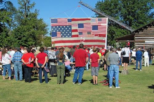 National 911 Flag 2