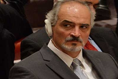 Syrian ambassador to the United Nations Bashar al-Jaafari has stated that the United Nations resolution on his country's chemical weapons has returned the focus of resolving the crisis in the Middle Eastern state to a diplomatic course internationally. Sy by Pan-African News Wire File Photos