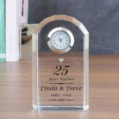 40 Special Gifts for Parents on 25th Wedding Anniversary