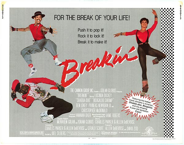 Breakin Movie Poster