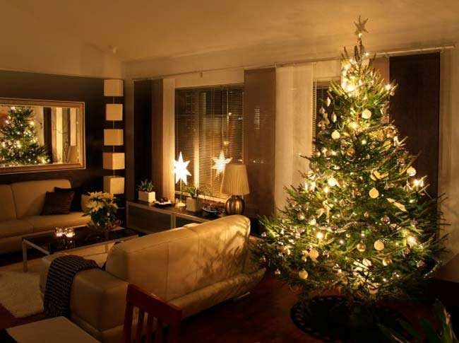 Το Feng Shui του χριστουγεννιάτικου δέντρου