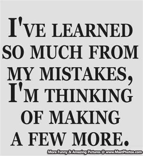Quotes Making Mistakes Learning
