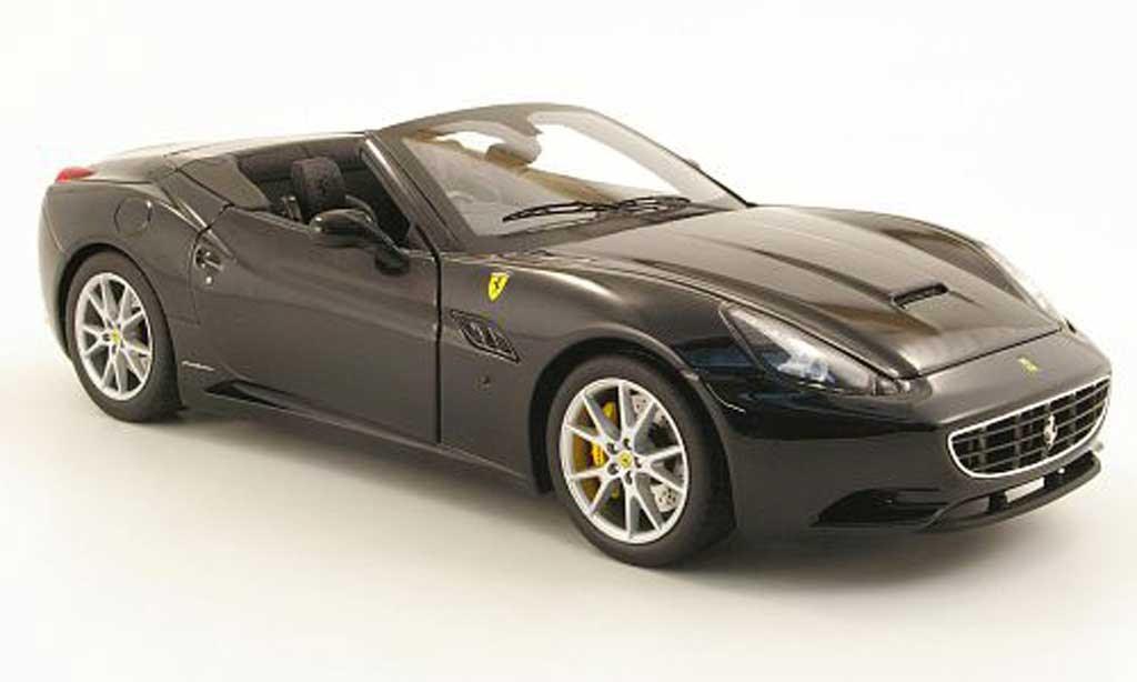 Ferrari California 2008 black george michael Hot Wheels ...