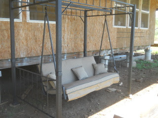 Porch Swing Complete