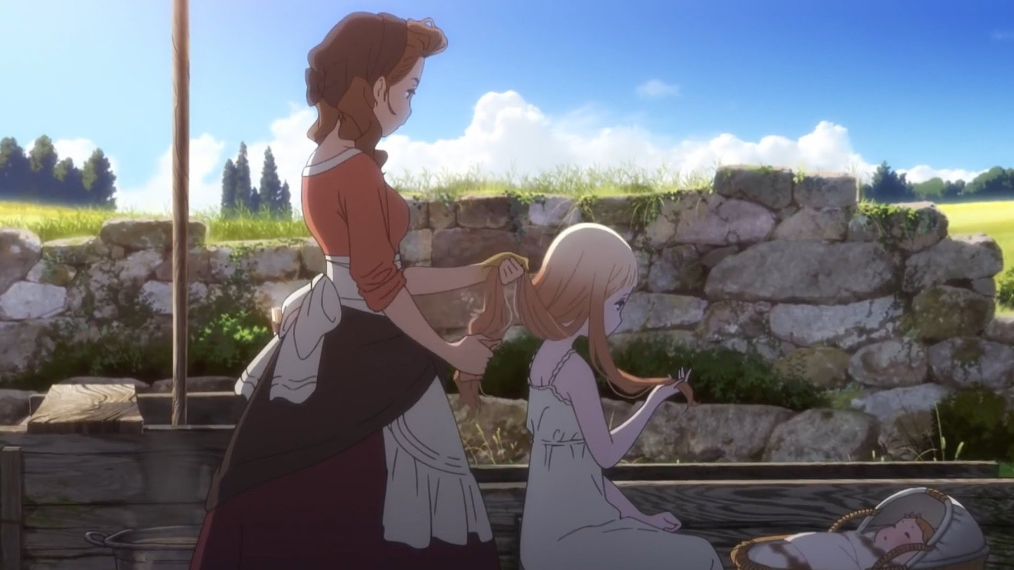 Maquia Japanese Animation Of Sublime Imagery Financial Times