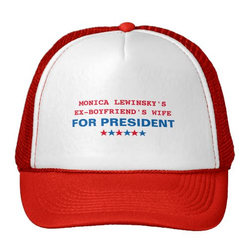 Hillary Clinton For President | Funny Trucker Hat