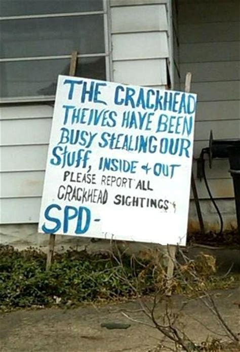 Report All Crackheads » Funny, Bizarre, Amazing Pictures