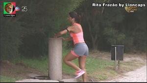 Rita Frazão sensual em vários trabalhos