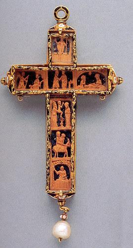 Boxwood-cross