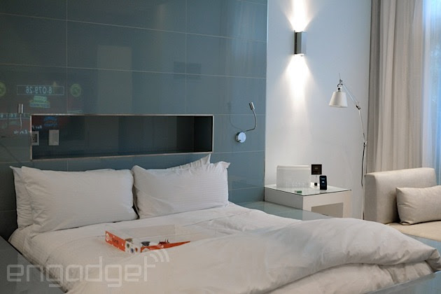Energous wireless power home