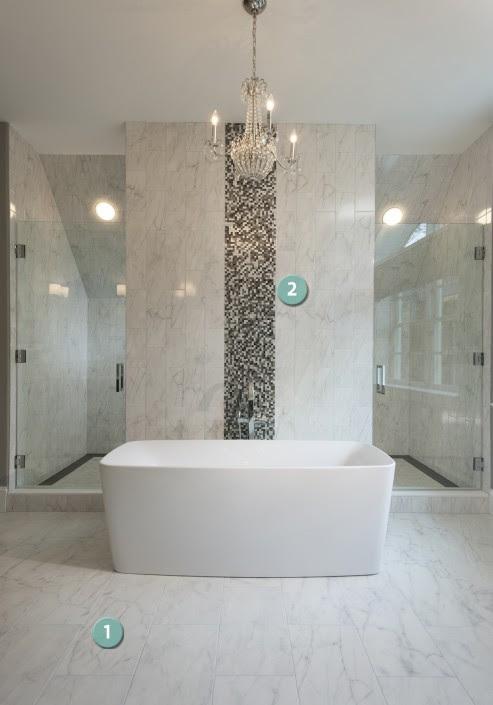 Second Floor - Master Bathroom - Philadelphia Magazine