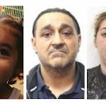 WINTZENHEIM. Fillette de 17 mois enlevée : la gendarmerie diffuse la photo du couple recherché