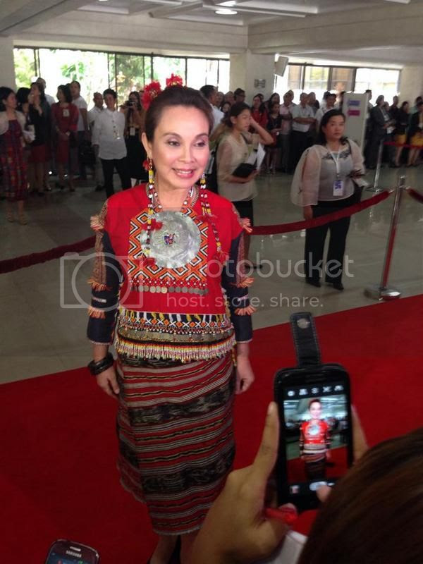 SONA 2014 Red Carpet Fashion Style photo loren-legarda-sona-2014_zpsa5587f62.jpg