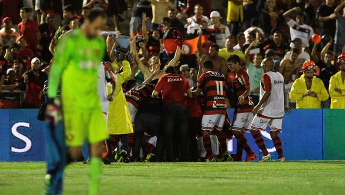 Sport x Campinense  (Foto: Marlon Costa (Pernambuco Press))