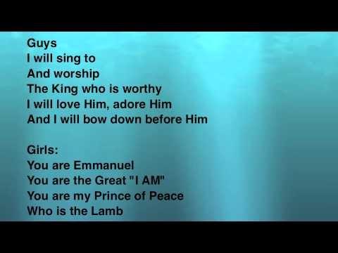 You Are Holy Prince Of Peace Lyrics