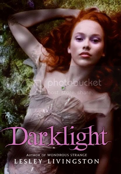Darklight by Lesley Livingstone