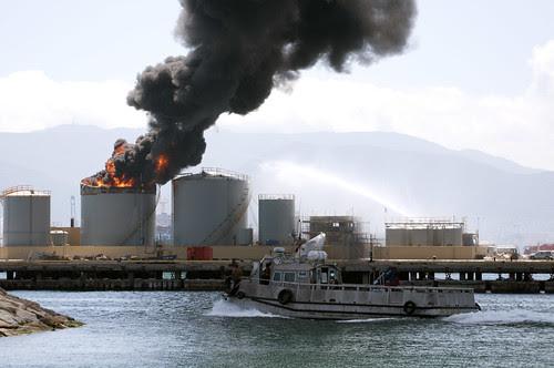 Gibraltar Explosion by Josh13770, on Flickr