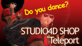 STUDIO4D SHOP Teleport