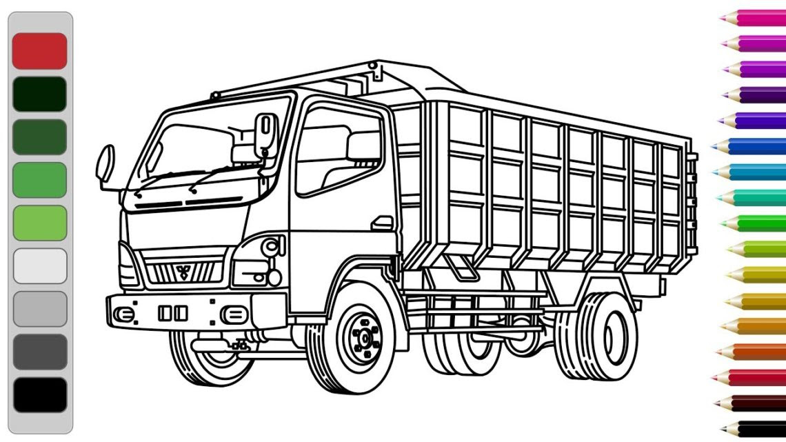 45 gambar yang bagus untuk truk oleng