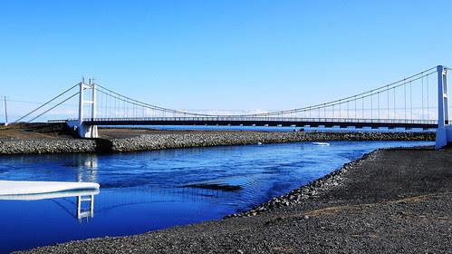 Iceland bridges