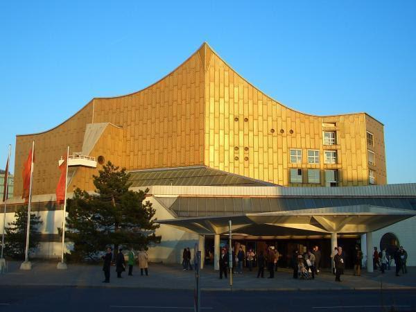 """Résultat de recherche d'images pour """"berlin philharmonie"""""""