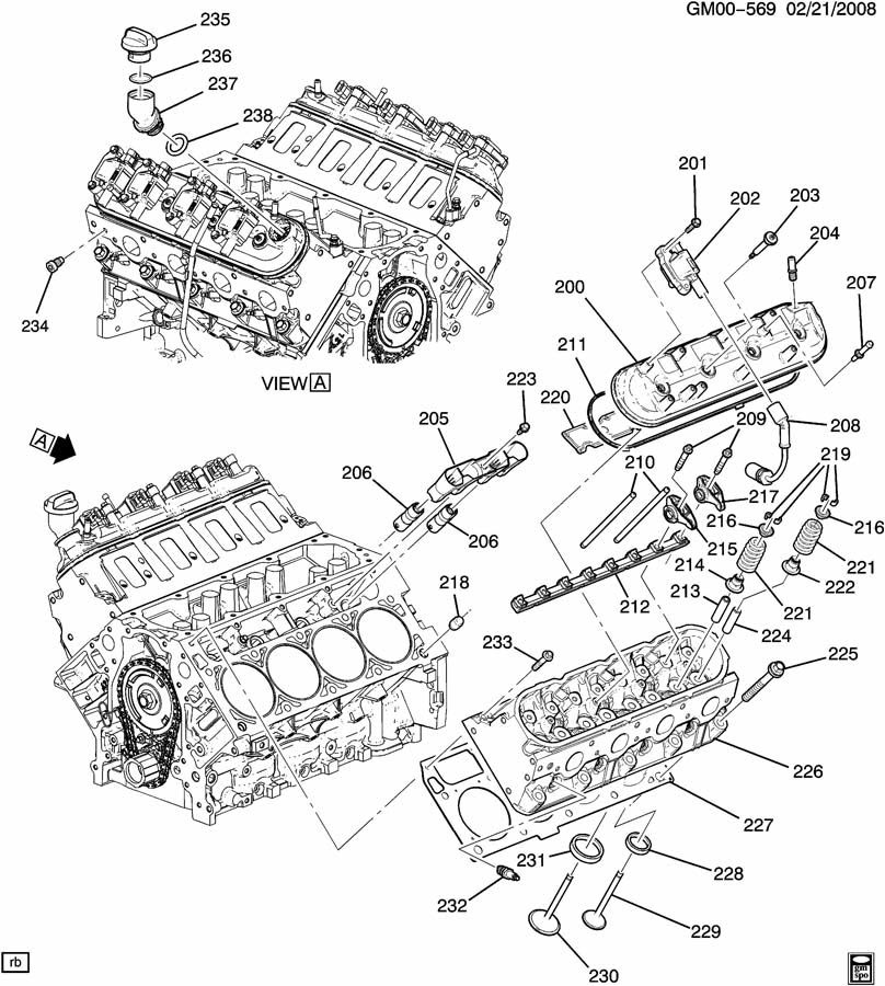 Ford E 450 Engine Diagram