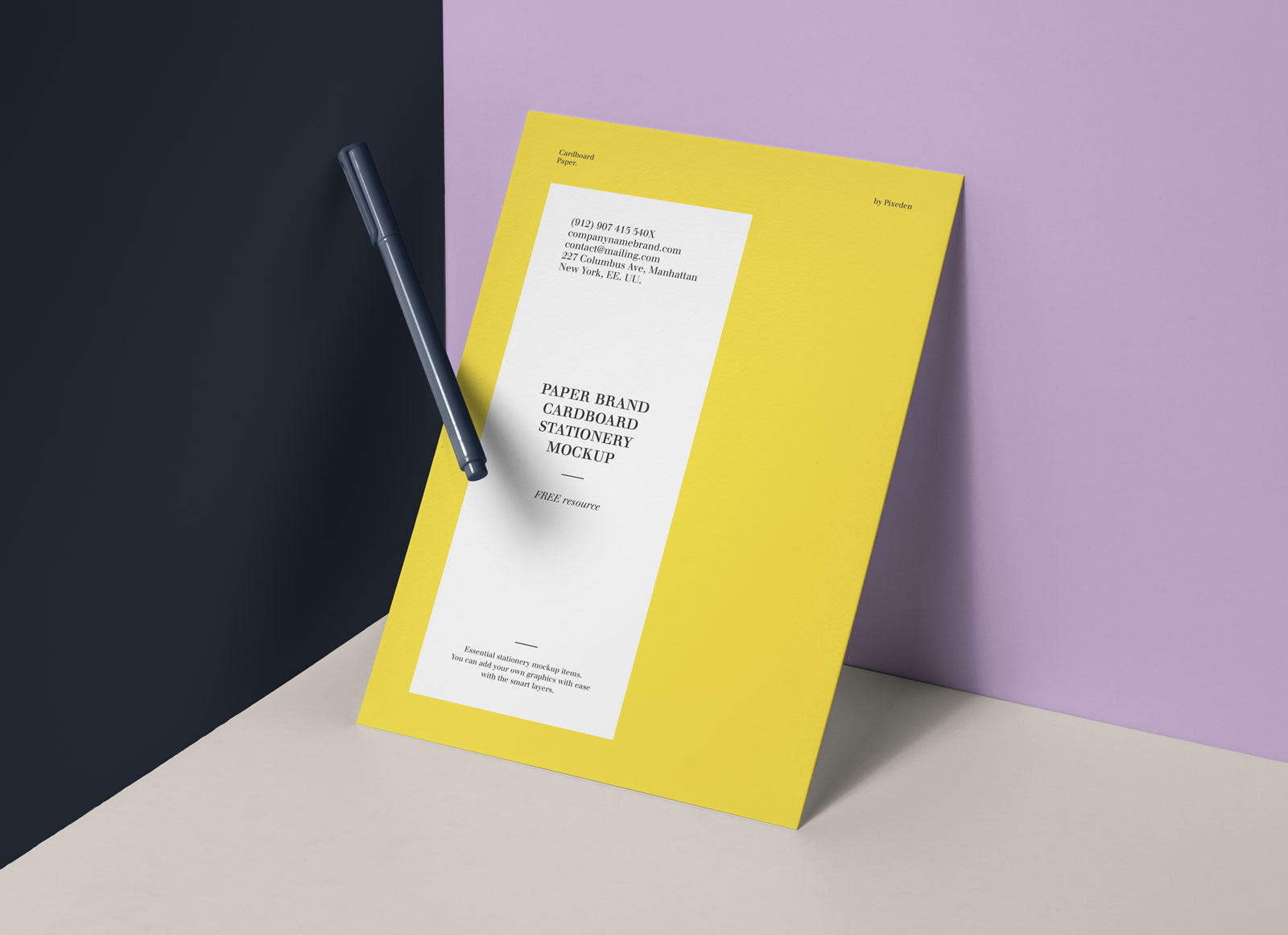 Image result for letterhead customize mockup