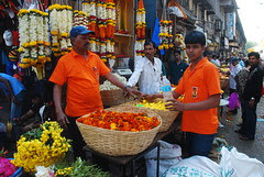 Tears on the Soul of The Dadar Flower Market by firoze shakir photographerno1