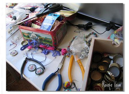 work table :: arbeidsbord