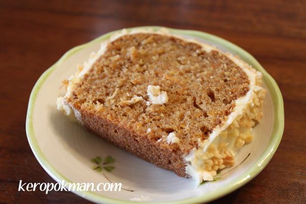 Lana Cake Shop - Carrot Cake