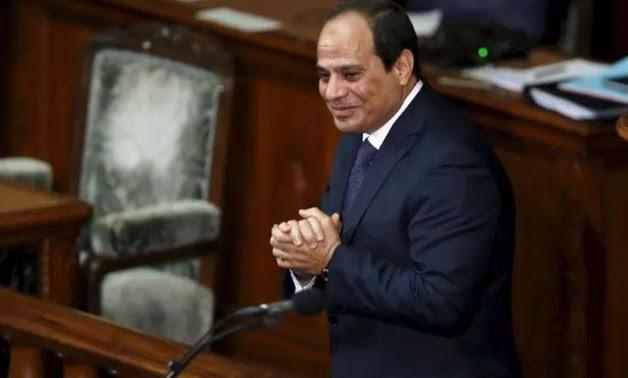 President Abdel Fattah El Sisi - Reuters