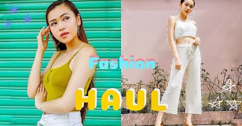 [ HAUL ] MẶC THỬ QUẦN ÁO HÀN QUỐC MỚI 🇰🇷 Korean Fashion Haul