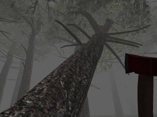Screenshots of the Trapped in the forest for Android tablet, phone.