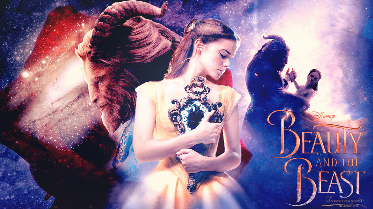 Beauty And The Beast 2017 Wallpaper Beauty And The Beast 2017