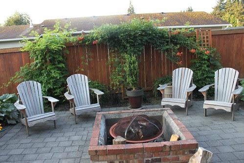 backyard chairs