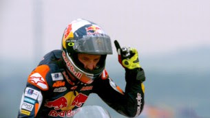 Austin Moto3 Race Miller