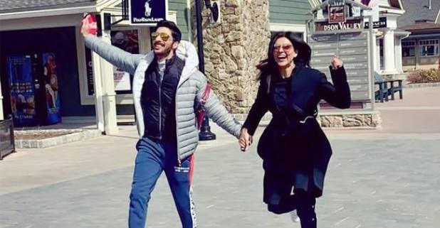 Sushmita sen got an amazing reply from her boyfriend when she asked him to run away together