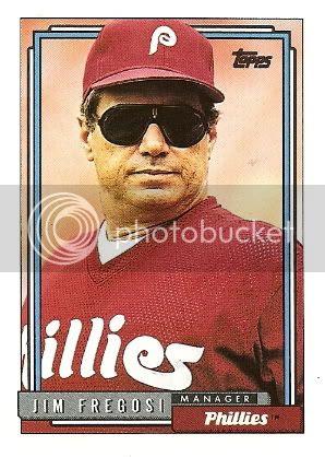Jim Fregosi 1992 Topps #669