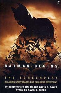 """Cover of """"Batman Begins"""""""