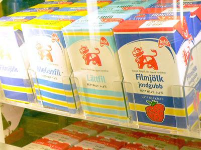 ミルク(Mijolk)fromスウェーデン
