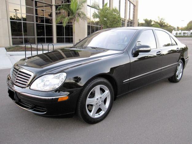2005 Mercedes-Benz S-Class - Information and photos ...