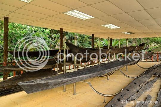 Perahu Sagor Lembah Bujang