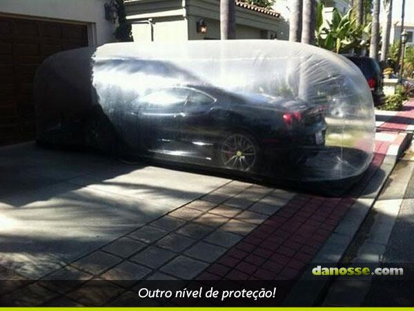 Outro nível de proteção!