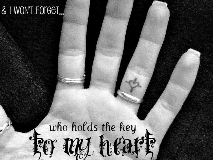 He Has The Key To My Heart Quote Quote Number 677413 Picture Quotes