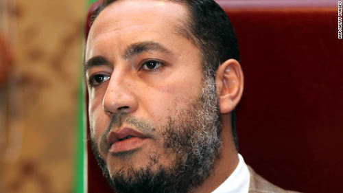 Saadi Gaddafi, the son of the martyred Libyan leader Col. Muammar Gaddafi, is requesting the lifting of an arbitrary travel ban. He is residing in the West African state of Niger. by Pan-African News Wire File Photos