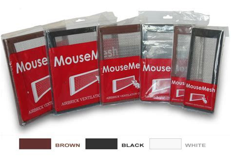 Mice Control   House Mice   Mice in the House   Air Brick Mesh   Mouse Proof Mesh   Covers for