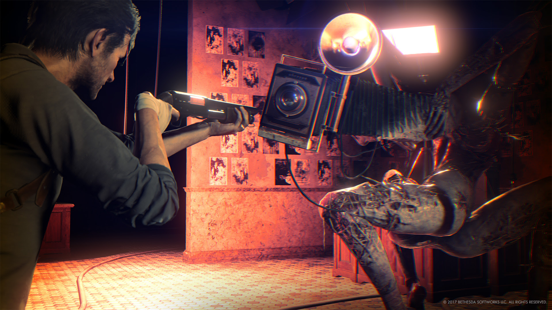 Here are four new clips of The Evil Within 2 screenshot