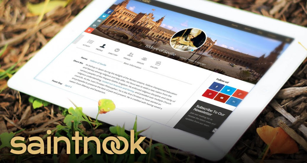 Introducing Saintnook: Transforming the Way We Learn About Saints